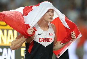 LE CANADIEN SHAWN BARBER CHAMPION DU MONDE!