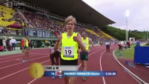 PHILIBERT-THIBOUTOT L'EMPORTE À PRAGUE, MAIS N'ATTEINT PAS SON BUT