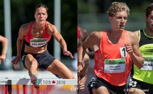 ZELINKA ET PHILIBERT-THIBOUTOT, ATHLETES PAR EXCELLENCE EN 2014